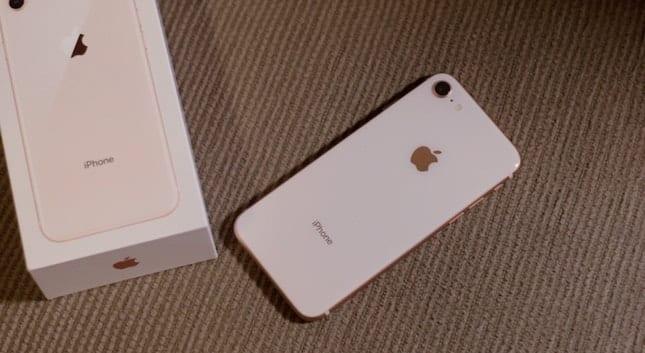 Характеристики Айфон 8