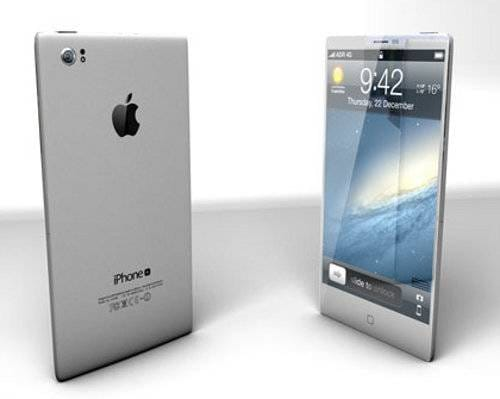 фото как выглядит айфон 7