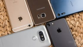Сравнение камер iPhone 7, 6S Galaxy S7 Edge, LG G5 и Sony Xperia XZ